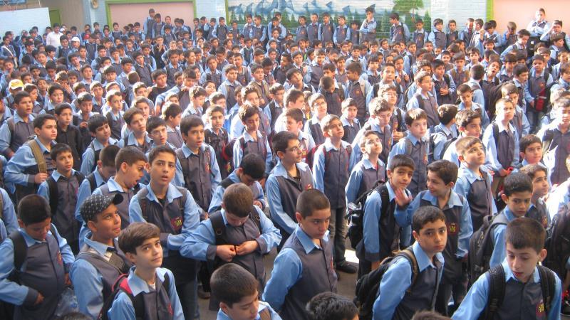تعطیلی مدارس استان تهران در امروز